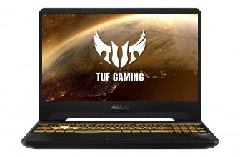 Asus TUF Gaming FX505DT-BQ180, asequible y resistente portátil gaming