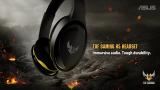Asus TUF Gaming H5, auriculares gaming de confianza y buen sonido.