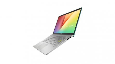 Asus VivoBook 14 S433FL-EB180T, portátil con una estética muy personal