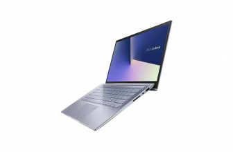 Asus ZenBook 14-AM056R, bonito portátil con ScreenPad 2.0
