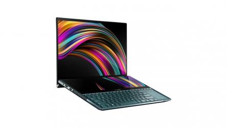 Asus Zenbook Pro Duo UX581LV-H2013R, portátil con doble pantalla