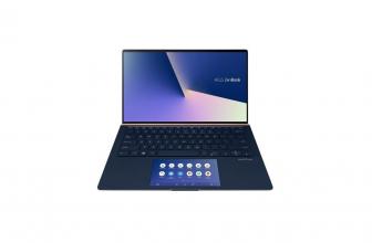 Asus Zenbook UX434FAC-A5147T, un portátil con ScreenPad 2.0