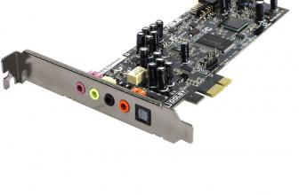 Asus xonar dgx, una tarjeta de audio PCI-E para gaming con 5.1 canales