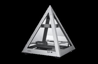 Azza Pyramid Mini 806, un chasis al estilo de los grandes faraones