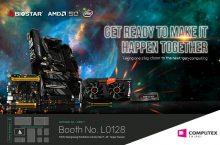 Presentada la placa base para Ryzen 3000 Zen 2 BIOSTAR X570 Racing