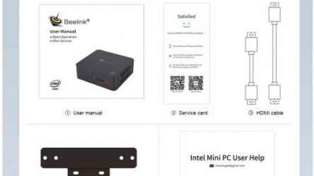 Beelink U57, un interesante mini PC con buenas conexiones