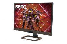 BenQ EX2780Q, nuevo monitor gaming Quad HD FreeSync