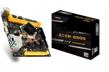 Nueva placa base Mini-ITX Biostar A10N-8800E