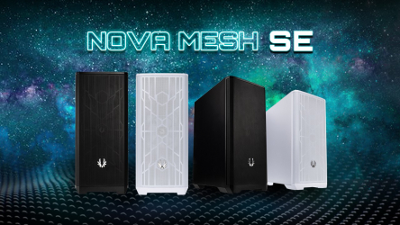 BitFenix Nova Mesh SE, una edición especial de la genial caja ATX
