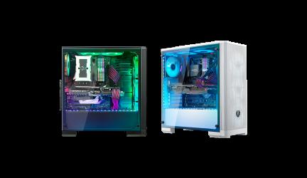 BitFenix Nova TG Mesh, una lujosa caja para configuraciones gaming