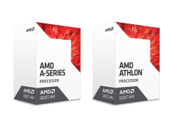 AMD anuncia las APUs/CPUs Bristol Ridge y se filtra el AMD Ryzen 5 2500U