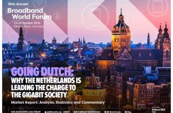 La presencia de FRITZ!Box en el Broadband World Forum (BBWF)