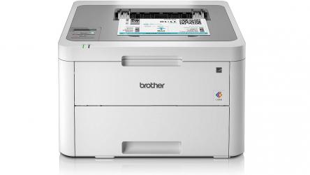 Brother HL-L3210CW, una impresora láser LED a color muy práctica