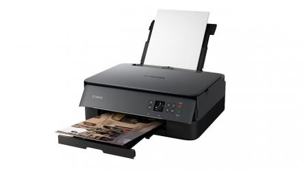 Canon PIXMA TS5350, una impresora WiFi para los más creativos