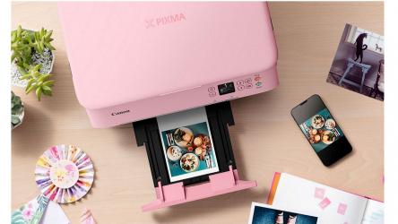 Canon PIXMA TS5352, una atractiva impresora 3 en 1 que te sorprenderá