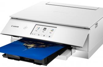 Canon PIXMA TS8351, una impresora multifunción para usuarios creativos