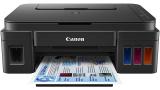 Canon Pixma G3501, impresora inalámbrica multifunción y práctica