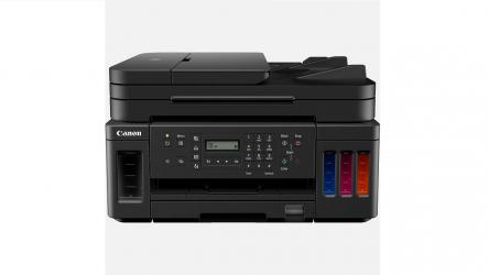 Canon Pixma G7050, una impresora 4 en 1 con depósitos rellenables