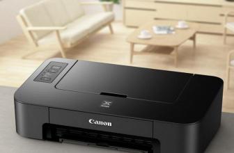 Canon Pixma TS205, una impresora para casa sencilla y barata