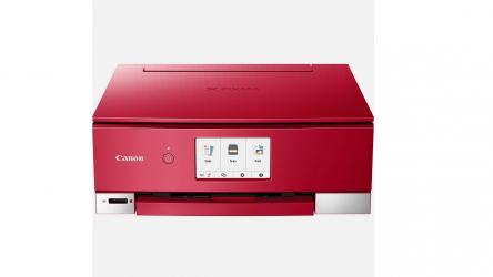 Canon Pixma TS8352, una llamativa impresora para hacer manualidades