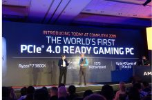 Computex 2019: Procesadores AMD Ryzen 7 3700X, 3800X y Ryzen 9 3900X