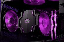 Cooler Master Hyper MA610P, H411R, H412R y MasterAir MA410P