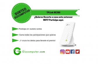 SORTEO: Mejora tu señal WiFi con este extensor TPLink RE200 [FINALIZADO]