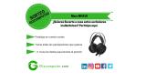 SORTEO: Mars MH318, regalamos estos auriculares gaming [FINALIZADO]