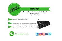 SORTEO: ACGam AG6X, ¿necesitas renovar tu viejo teclado? [FINALIZADO]