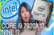 Intel amplia su gama con los nuevos Core i9-7920X, Core i7-8700K,  Core i7-8700, Core i5-8600K, Core i5-8400 y Core i5-8250U.