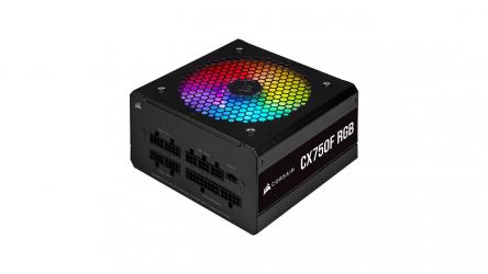 Corsair CX-F RGB, nueva gama de fuentes de alimentación