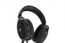 Corsair HS50, auriculares estéreo con micrófono incorporado