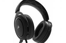 Corsair HS60, unos auriculares gaming con sonido envolvente virtual 7.1