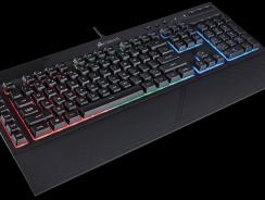 Corsair K55, un teclado para dar luz a tus sesiones de juego