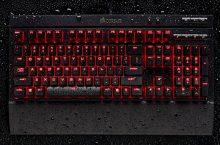 Corsair K68, un teclado gaming resistente al polvo y a los derrames