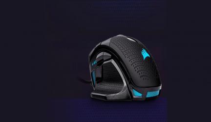 Corsair Nightsword, ratón gaming al que puedes ajustar el peso