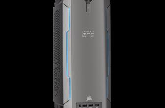 #CES2019: Corsair One Pro i180, el PC compacto para creadores ambiciosos
