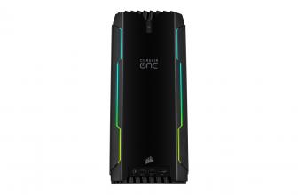 Corsair One a100, un compacto PC gaming con procesadores AMD