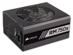 Corsair RM750X, tecnología premium para alimentar tu PC