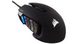 Corsair Scimitar RGB Elite, ratón para entusiastas de MOBAs y MMOs