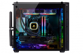 Corsair Vengeance 6100 Series, ordenadores gaming con potencia AMD