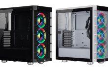 Corsair iCUE 465X RGB, un chasis gaming espectacular e inteligente