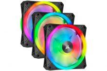 Corsair iCUE QL RGB, espectaculares ventiladores con 4 anillos de luz