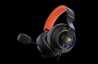 Cougar Phontum Pro, espectaculares auriculares gaming