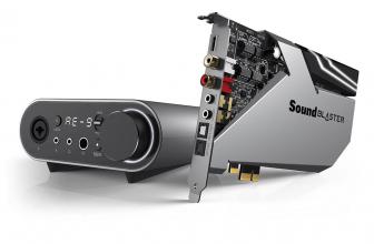 Creative Sound Blaster AE-9 y AE-7, tarjetas de sonido alta gama