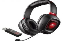 Creative Sound Blaster Tactic3d Rage Wireless v2.0, sonido envolvente 3D