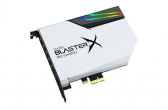 Creative Sound BlasterX AE-5 Plus Pure, tarjeta de sonido espectacular