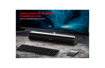 Creative Stage Air, una barra de sonido para tu monitor
