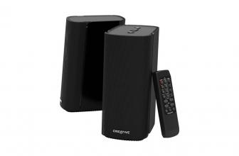 Creative T100, sonido de alta fidelidad sin cables para el escritorio