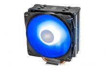 GAMMAXX GTE V2, el nuevo cooler de DeepCool para CPUs